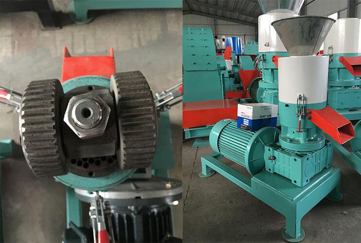 200-Electric-Motor-Pellet-Mill