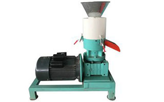 230-Electric-Flat-Die-Pellet-Mill