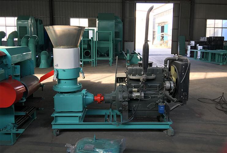 260A-Straw-Pellet-Mill