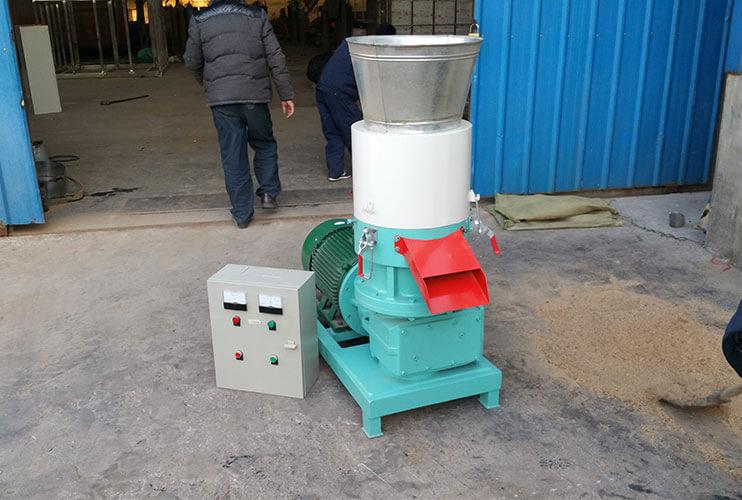 400E-wood-pellets-mill