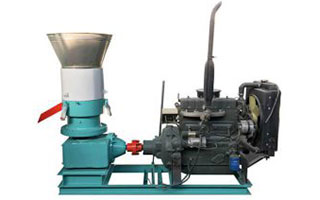 260A-Flat-Die-Wood-Pellet-Mill