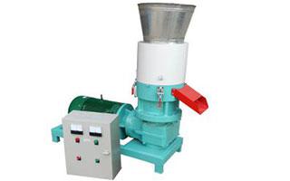 400-electric-flat-die-pellet-mill