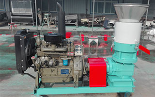 400-diesel-pellet-mill-machine