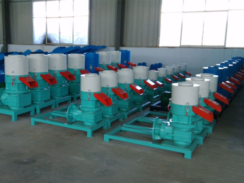 different model pellet mill